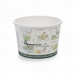 16 oz Compostable Hot Soup Container