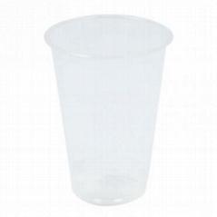 16 oz Compostable & Disposable PLA Corn Plastic Clear Eco Friendly Cold Cups