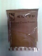 供应华东优质碱化可可粉
