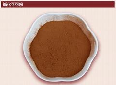 優質西非進口中脂可可粉巧克力粉無糖烘焙原料食品批發