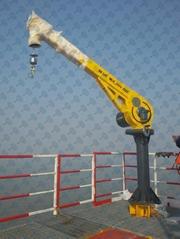 中际联合3slift船舶吊机