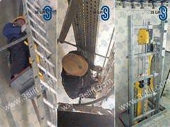 中际联合3slift风机塔筒免爬器
