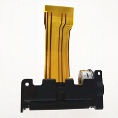 Thermal printer mechanism compatible with Fujitsu FTP-628MCL701