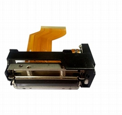 Thermal pos printer mechanism compatible with M-T183