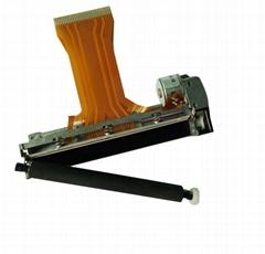 Fujitsu printer mechanism FTP-638MCL101 used label printer receipt printer etc