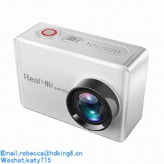 Outdoor Sports DV Allwinner Underwater 1080P HD 4K Action Camera
