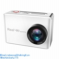 Outdoor Sports DV Allwinner Underwater 1080P HD 4K Action Camera   5