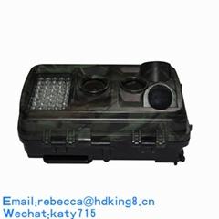 野外紅外夜視狩獵相機戶外新款體溫追蹤打獵攝像機 DL-2