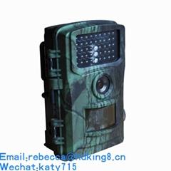 熱賣安防監控野外夜視紅外檢測打獵機自動感應拍照防水狩獵相機