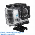 Q3H 1080P with Rechargeable Battery Powered Mini Wifi Camera Wireless Sports DV