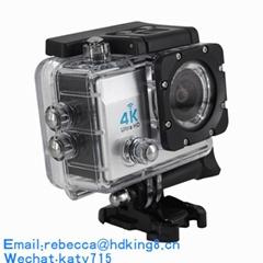 深圳市福鑫電子有限公司1080P迷你運動DV相機防水