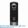 720度雙鏡頭vr全景相機4K拍攝1080p多種3D預覽8G廣角wifi運動攝像機 3