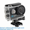 2 Inch LTPS 4K 30FPS Night Vision LED Touch SOS Action Camera 2