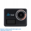 2.31inch Touch Screen 4K 24FPS 3.8V 1200mAh Waterproof Action Cam Camera 3