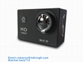 1080P Action Camera H.264 Support Android and IOS 3