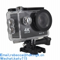Icath 6350 Action Camera 2 Inch LTPS HD LTPS Screen Support 4GB to 64GB