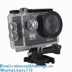 Icatch6350运动相机2寸 LTPS高清屏支持4GB~64G