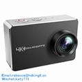 Real 4K 60FPS Allwinner V5 Waterproof Action Camera