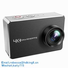 真4K全志V5迷你防水運動相機