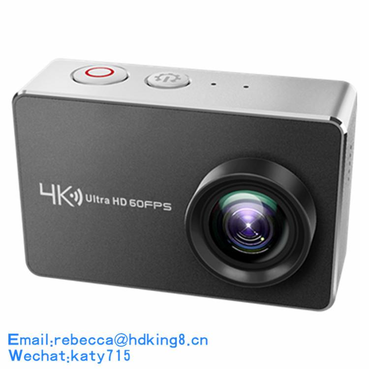 Real 4K 60FPS Allwinner V5 Waterproof Action Camera 2