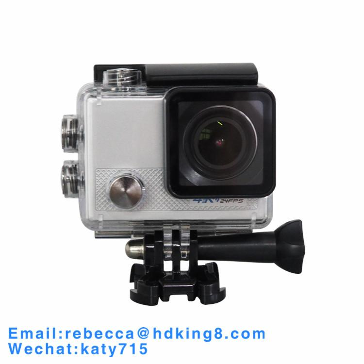 NTK Sony IMX258 2'' Mini Waterproof Super Mini Action Camera with Voice Prompt 2