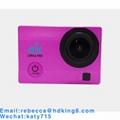 Cheap Price 120 Degree Mini Action Sports Camera X3C  5