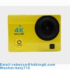 經濟型120° 角度迷你小型運動相機X3C
