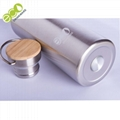 GV013B 600ML/13OZ In Stock Double Wall Screwed Lid Stainless Steel Vacuum Insula 1