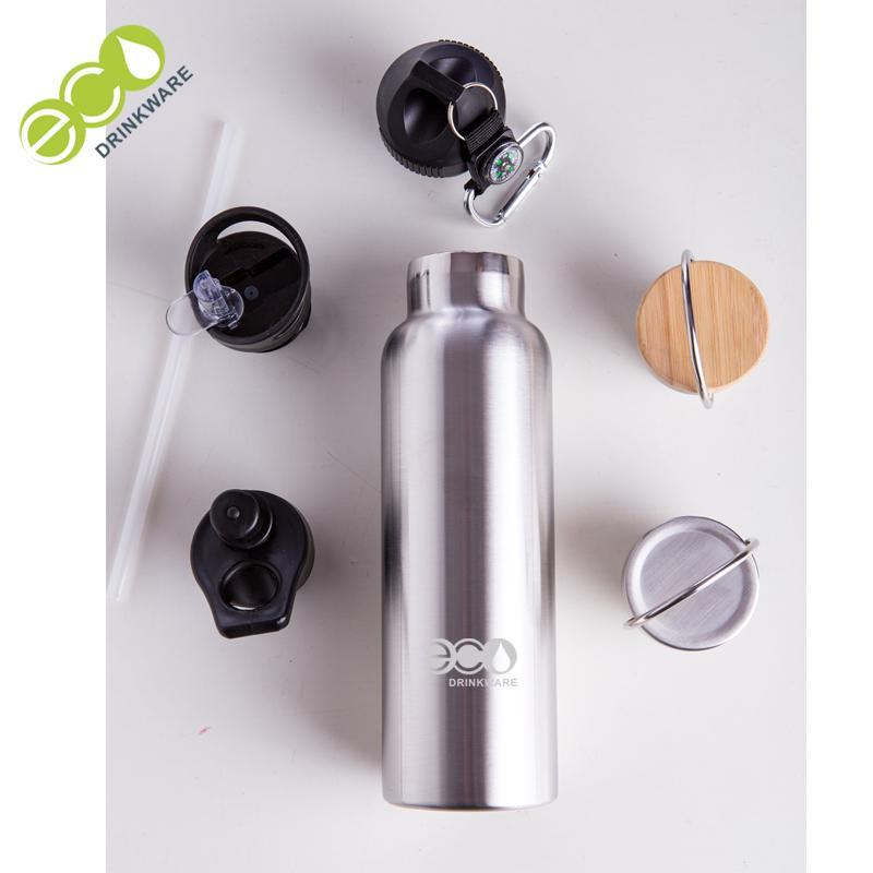GV013B 600ML/13OZ In Stock Double Wall Screwed Lid Stainless Steel Vacuum Insula 4