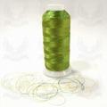 100% multi dyed viscose rayon embroidery
