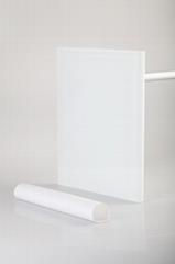 Milky white EVA film super white opaque for laminate decorative glass