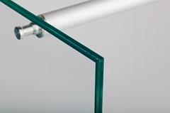 High transparent eva film for safety glass lamination