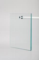 multiple extrusion 0.38 0.76m 1.52mm transparent flat glass laminating eva film