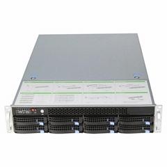 网络存储8盘位流媒体存储服务器