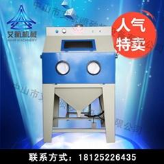 中山专业生产厂家直销9060手动喷砂机
