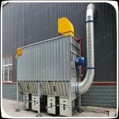 供应 高炉煤气干法脉冲布袋除尘器