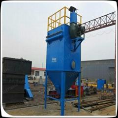 6吨锅炉布袋式除尘器
