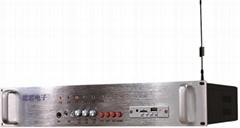 山洪预警蓝芯电子LXDZ-YQH-050型无线预警广播