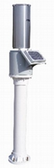 新型山洪入户预警系统蓝芯电子LXDZ-YQH-02型入户型简易雨量站