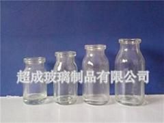 超成定制药用玻璃瓶
