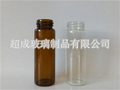 专业定制管制螺纹口瓶