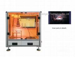 Glass Dial Washer Sorting Machine