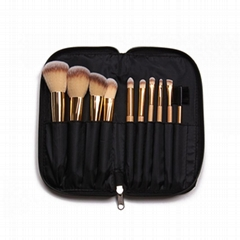10pcs High quality makeup brush set