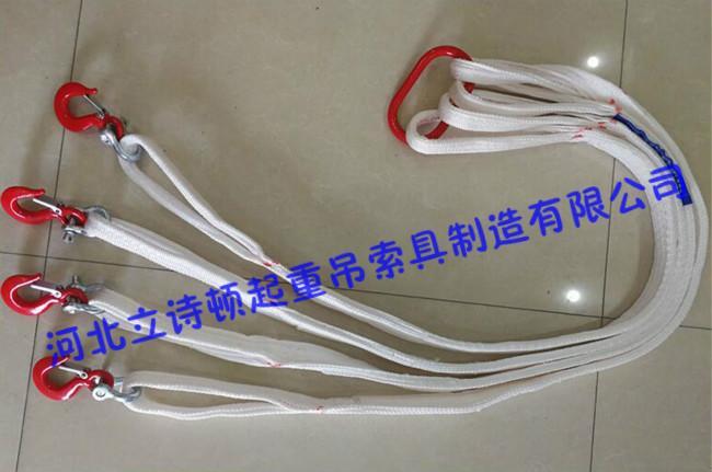 1吨1米白色吊装带 1