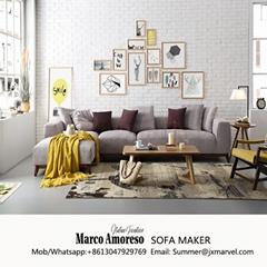 Alibaba living room furniture sofa sets modern new design