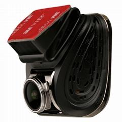 Dual Channel with Hidden Wifi Car Dashboard Camera