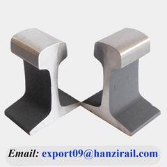 Railway steel rail