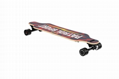 Long Board Electric Skat