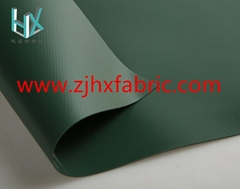 850gsm infatable boats fabric green vinyl fabric