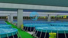 工廠化循環水養殖設備
